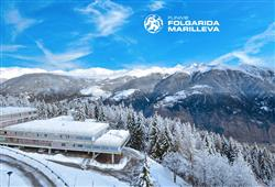 Hotel Sole Alto – 5denní lyžařský balíček se skipasem a dopravou v ceně***0