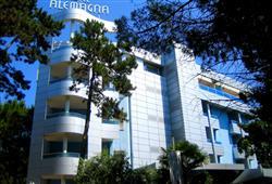 Hotel Alemagna****10