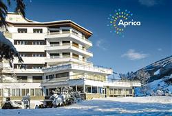 Park Hotel Bozzi - 6denný lyžiarsky balíček so skipasom na 4 dni a dopravou v cene***0