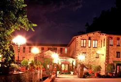 Hotel Villaggio San Lorenzo e Santa Caterina - raňajky***1