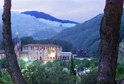 Hotel Villaggio San Lorenzo e Santa Caterina - raňajky***5