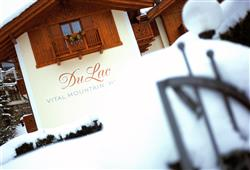 Jedna z možností ubytování - oblíbený hotel Du Lac
