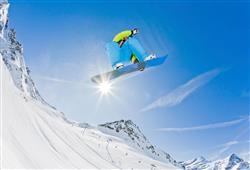 Hotely Paganella - různé *** hotely - 5denní lyžařský balíček se skipasem a dopravou v ceně***53