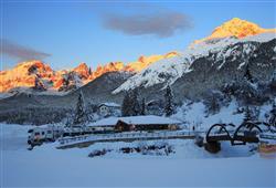 Hotely Paganella - různé *** hotely - 5denní lyžařský balíček se skipasem a dopravou v ceně***54