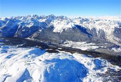Hotely Paganella - různé *** hotely - 5denní lyžařský balíček se skipasem a dopravou v ceně***55