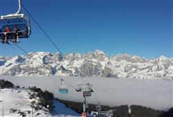 Hotely Paganella - různé *** hotely - 5denní lyžařský balíček se skipasem a dopravou v ceně***64