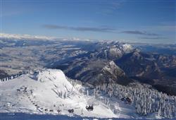 Hotely Paganella - různé *** hotely - 5denní lyžařský balíček se skipasem a dopravou v ceně***70