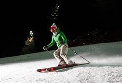 Vyzkoušejte i noční lyžování