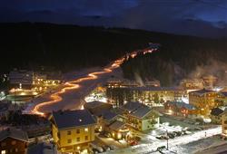 Hotel Girasole - 5denní lyžařský balíček se skipasem a dopravou v ceně - prosincové termíny***24