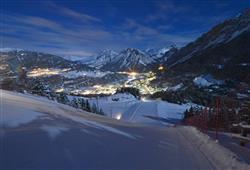 Hotel Girasole - 5denní lyžařský balíček se skipasem a dopravou v ceně - prosincové termíny***25