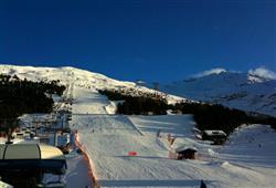 Hotel Girasole - 5denní lyžařský balíček se skipasem a dopravou v ceně - prosincové termíny***35