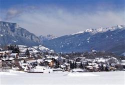 Hotel Girasole - 5denní lyžařský balíček se skipasem a dopravou v ceně - prosincové termíny***38