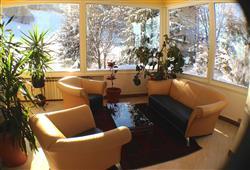 Park Hotel Bozzi - 6denný lyžiarsky balíček so skipasom na 4 dni a dopravou v cene***6