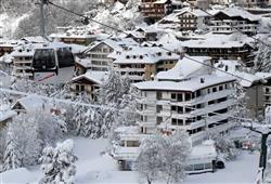 Park Hotel Bozzi - 6denný lyžiarsky balíček so skipasom na 4 dni a dopravou v cene***3