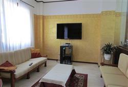 Hotel Urri - 5denní lyžařský balíček se skipasem a dopravou v ceně***46