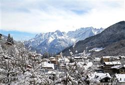 Aprica také může nabídnout Ski Mountaineering neboli ,,lyžařské horolezectví