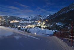 Hotely Bormio - různé *** hotely - 5denní lyžařský balíček se skipasem a dopravou v ceně***19