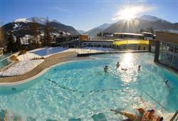Ve volném čase můžete navštívit lázně Bormio Terme - jen 7 minut chůze