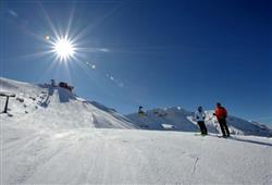 Pro snowboardisty je v Bormio 2000 vystavěn snowpark.