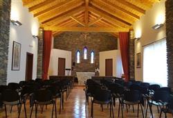 Hotel Casa Alpina (CASA DEL FERIE PAVONIANI) - 5denní lyžařský balíček se skipasem a dopravou v ceně***15