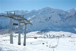 Hotel Casa Alpina (CASA DEL FERIE PAVONIANI) - 5denní lyžařský balíček se skipasem a dopravou v ceně***21