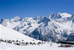 Hotel Casa Alpina (CASA DEL FERIE PAVONIANI) - 5denní lyžařský balíček se skipasem a dopravou v ceně***28