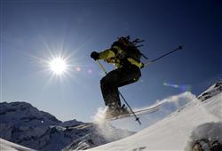 Hotel Casa Alpina (CASA DEL FERIE PAVONIANI) - 5denní lyžařský balíček se skipasem a dopravou v ceně***47