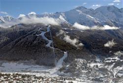 Hotel Casa Alpina (CASA DEL FERIE PAVONIANI) - 5denní lyžařský balíček se skipasem a dopravou v ceně***4