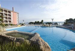 Hotel Aquapark Žusterna - apartmány Lavanda***1