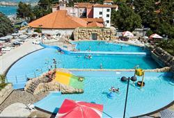 Hotel Aquapark Žusterna - apartmány Lavanda***6