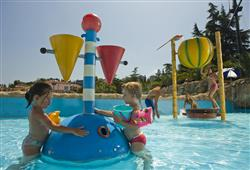 Hotel Aquapark Žusterna - apartmány Lavanda***10
