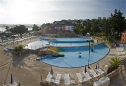 Hotel Aquapark Žusterna - apartmány Lavanda***7