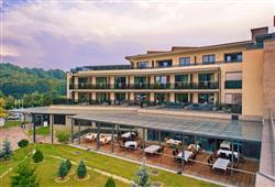 Hotel Bioterme - 4denní balíček - speciální akce****3