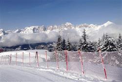Hotel Piancastello - 5denní lyžařský balíček se skipasem a dopravou v ceně***19