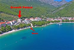 Hotel Drvenik Palace***8