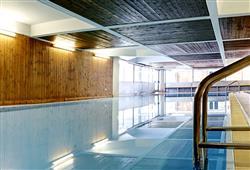 Hotel Sole Alto - 5denní lyžařský balíček se skipasem a dopravou v ceně***1