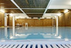 Hotel Sole Alto - 5denní lyžařský balíček se skipasem a dopravou v ceně***2