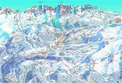 Hotel Sole Alto - 5denní lyžařský balíček se skipasem a dopravou v ceně***23