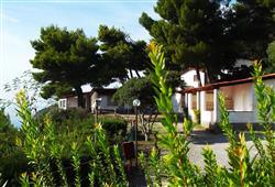 Villaggio Costa del Mito - hotelové izby***0