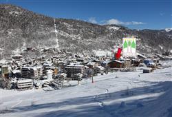 Hotel Derby - 6denní lyžařský balíček se skipasem a dopravou v ceně***1