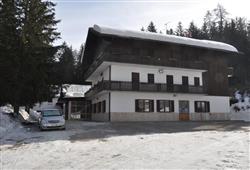 Hotel Casa Alpina - 5denní lyžařský balíček se skipasem a dopravou v ceně**2