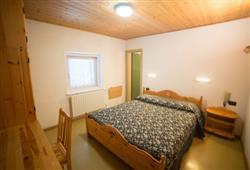 Hotel Casa Alpina - 5denní lyžařský balíček se skipasem a dopravou v ceně**11