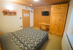 Hotel Casa Alpina - 5denní lyžařský balíček se skipasem a dopravou v ceně**12
