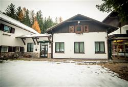 Hotel Casa Alpina - 5denní lyžařský balíček se skipasem a dopravou v ceně**4