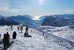 5denní lyžařský balíček Paganella – různé hotely*** s lyžováním pro ženy zdarma***12