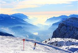 5denní lyžařský balíček Paganella – různé hotely*** s lyžováním pro ženy zdarma***15