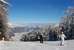 Hotel Marilleva 1400 - 5denní lyžařský balíček se skipasem a dopravou v ceně****13