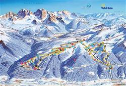 Hotel Marilleva 1400 - 5denní lyžařský balíček se skipasem a dopravou v ceně****11