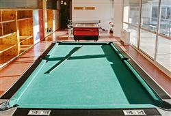 Hotel Marilleva 1400 - 5denní lyžařský balíček se skipasem a dopravou v ceně****7