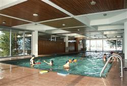 Hotel Marilleva 1400 - 5denní lyžařský balíček se skipasem a dopravou v ceně****10